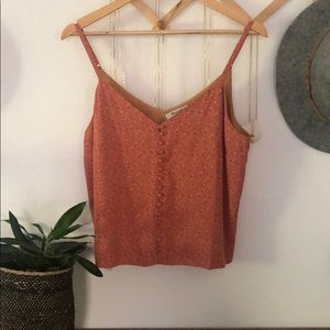 Madewell Cropped tank